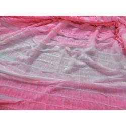 Ruffle rosa