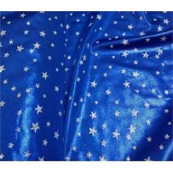 Foil Estrellas azul royal