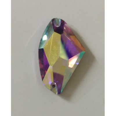Cristal AB tamaño 45 x 25 mm ORIGINAL