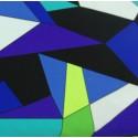 Mosaico color azul