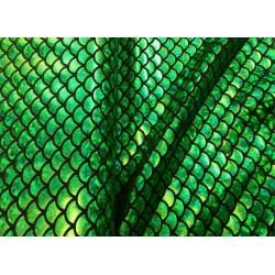 Escamas verde