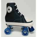 Fundas cubrepatines All Star negro