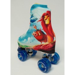 Fundas cubrepatines Lion King