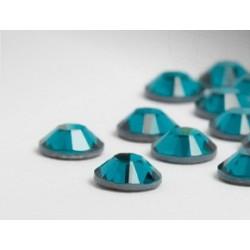 Cristal facetado Blue Circon AB SS20
