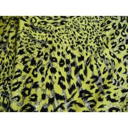 Fantasía animal amarillo