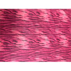 Zebra rosa color 13